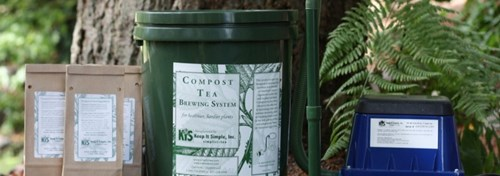 products brewing compost tea